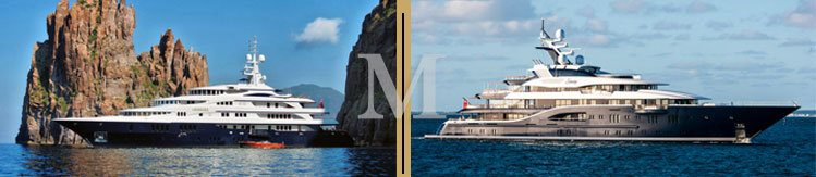 Motor Yachts for Luxury Vacations