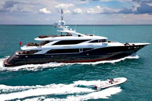 Liberty Super Yacht For Hire