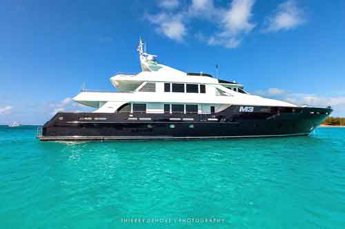 M3 Luxury Yacht Charter