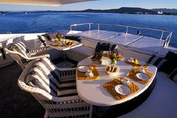 Caribbean luxury charter vacation