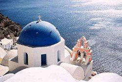 Greece Yacht Charters visit churches