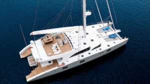 Ipharra 102' Luxury Sailing Catamaran