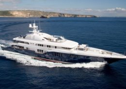 Charter SuperYacht SYCARA V in Bermuda for Americas Cup