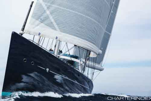 Aquijo Super Sailing Yacht For Charter