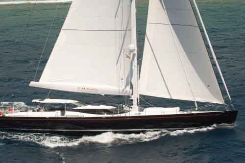 BLISS South Pacific Sailing Yacht