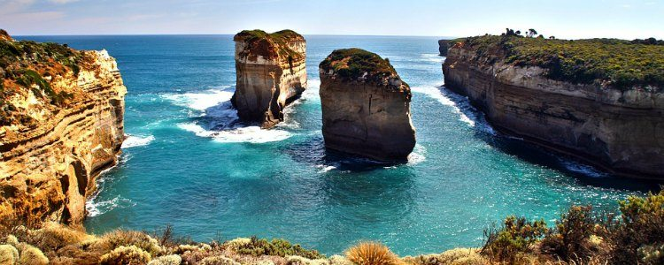 Iceland Archway On the Great Ocean Rd Victoria AUS